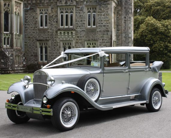 'Daisy' 1930's style Brenchley Convertible