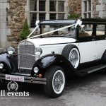 5 things to consider when booking a wedding car