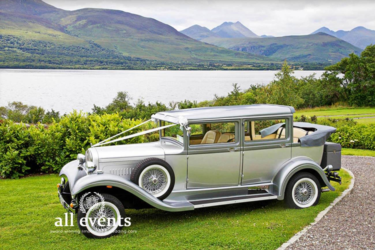 Wedding Cars Hire in Waterford, Wexford & Cork - AllEventsLimos