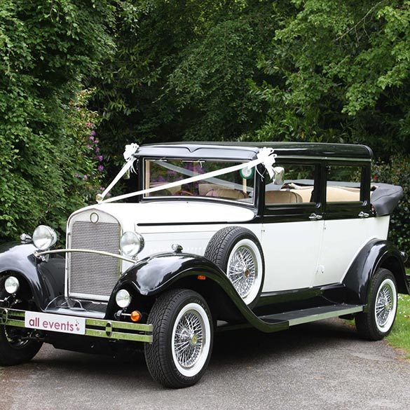 'Bonnie' 1930's style Brenchley Convertible