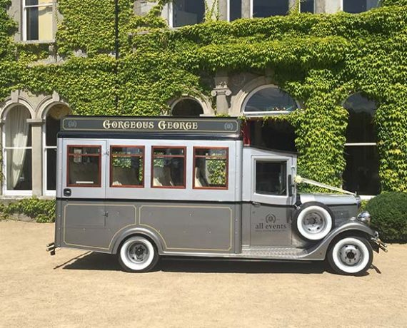 Asquith Vintage Bus