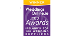 Winner 2012 - Best Wedding Car Rental