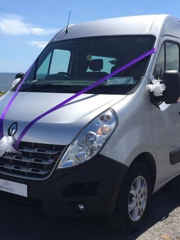 Luxury 16 seater Minibus