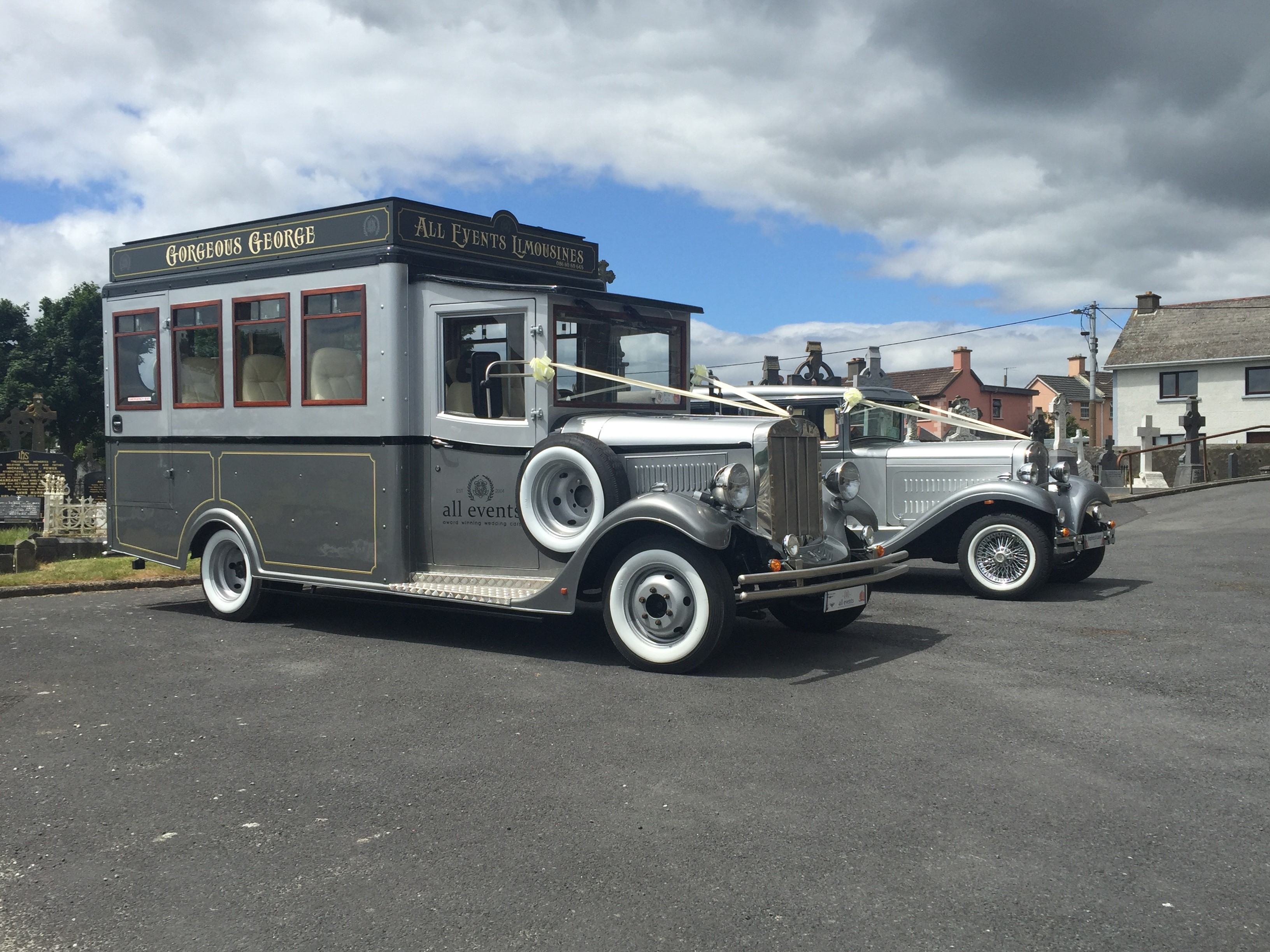 Bonnie Our Classic Brenchley Convertible All Events Limousines