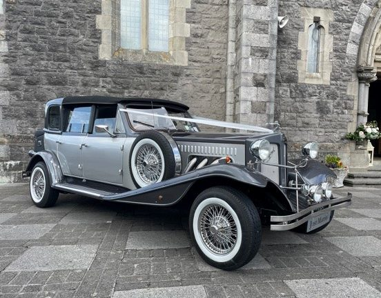 """""""Grace"""" 1930's style Beauford Convertible"""